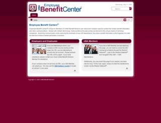 ebc.ubabenefits.com screenshot