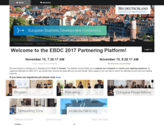 ebdc.meeting-mojo.com screenshot