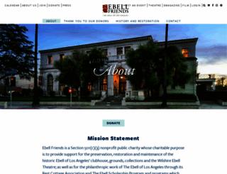 ebellla.com screenshot