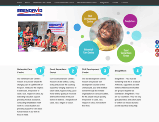 ebendavid.org screenshot