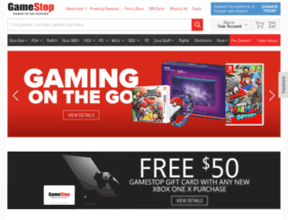ebgames.com screenshot