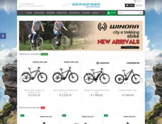 ebikedream.com screenshot