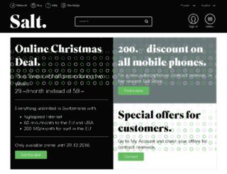 ebill.salt.ch screenshot