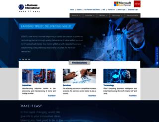 ebintl.com screenshot