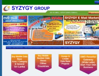 ebiz.syzygylk.com screenshot