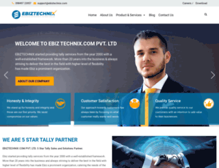 ebiztechnix.com screenshot