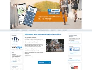 ebmpapst-marathon.de screenshot
