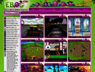 ebog.com screenshot