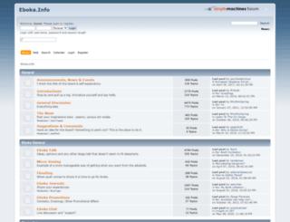 eboka.info screenshot