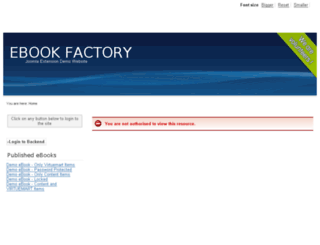 ebook-factory.thefactory.ro screenshot
