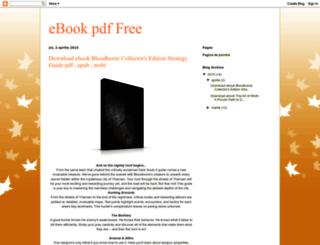 ebook-pdf-4u-free.blogspot.com screenshot
