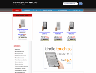 ebookchm.com screenshot