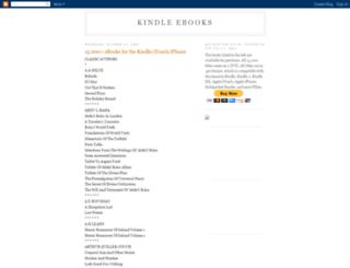 ebookkindle.blogspot.co.at screenshot