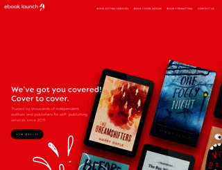 ebooklaunch.com screenshot