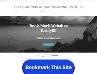 ebookmark.weebly.com screenshot