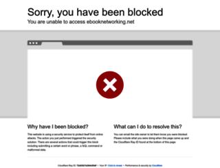 ebooknetworking.net screenshot