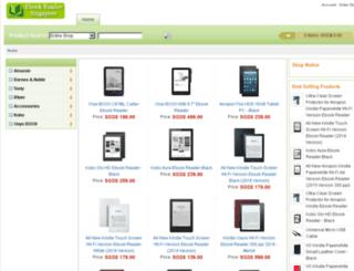 ebookreadersingapore.com screenshot