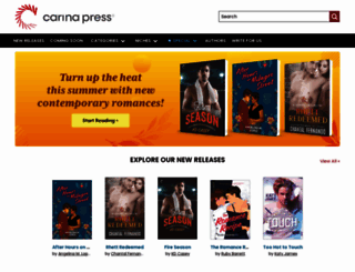 ebooks.carinapress.com screenshot