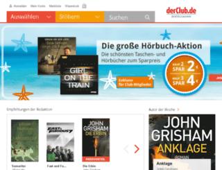 ebooks.derclub.de screenshot