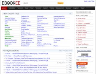 ebooksfreebay.org screenshot