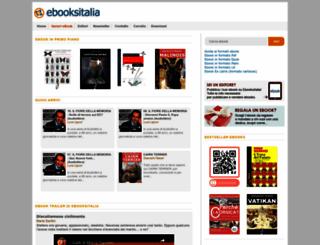 ebooksitalia.com screenshot