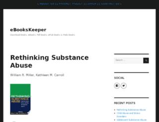 ebookskeeper.com screenshot