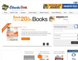 ebookslive.net screenshot
