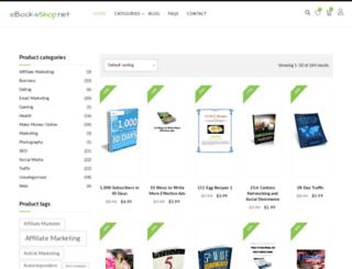 ebooksshop.net screenshot