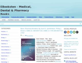 ebooksten.com screenshot