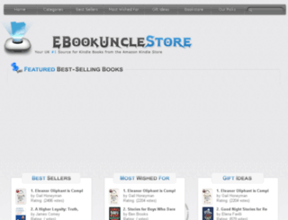 ebookuncle.co.uk screenshot