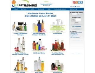 ebottles.co.uk screenshot