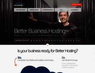 eboundhost.com screenshot