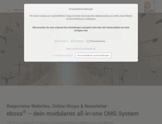 eboxx.at screenshot