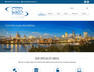ebrattridge.co.uk screenshot