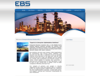 ebs-group.net screenshot