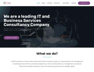 ebsafr.com screenshot