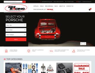 ebsracing.com screenshot