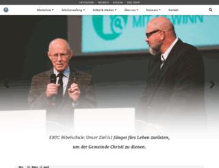 ebtc-online.org screenshot