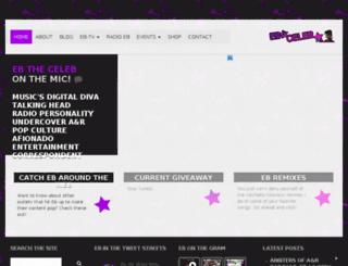 ebtheceleb.com screenshot
