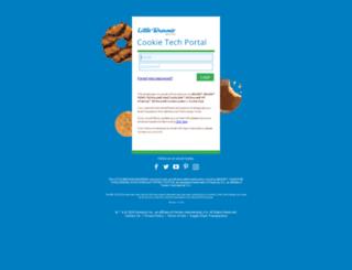 ebudde.littlebrownie.com screenshot