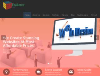 ebullience-tech.com screenshot