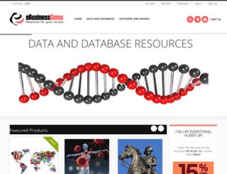 ebusinessgems.com screenshot