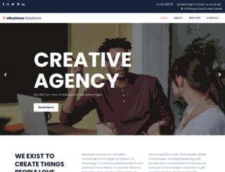 ebusinesssolutionsinc.com screenshot