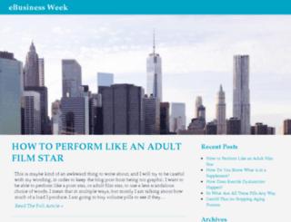 ebusinessweek.co.uk screenshot