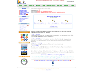 ebuygold.org screenshot