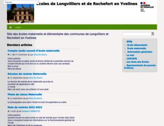 ec-rochefort.ac-versailles.fr screenshot