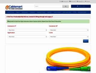 ecablemart.com screenshot