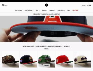 Access ecapcity.com. Custom New Era Hats - 59Fifty Fitted Hats - New ... 29890c742