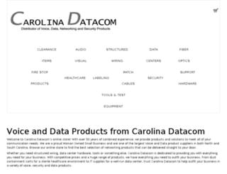 ecarolinadatacom.com screenshot