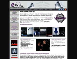 ecarvers.com screenshot